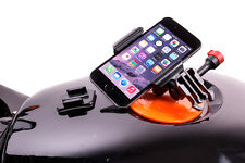 Strongest iPhone 6 Motorcycle Holder for 6 & 6 Plus Models, Use To Film Rides