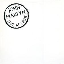 John Martyn. Live At Leeds. Original Recording (unnumbered). 1975