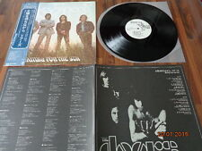 "THE DOORS ""WAITING FOR THE SUN"" - JAPAN LP + OBI - P-10500E -  PROMO SAMPLE"