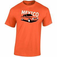 Ford Escort Mexico Inspired Mens T-Shirt Gift For Dad, Uncle, Brother ETC