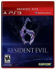 Resident Evil 6 - Playstation 3 - Video Game - VERY GOOD