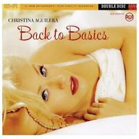 Audio CD - CHRISTINA AGUILERA - Back to Basics (2) DISC HI-FI USED Like New (LN)