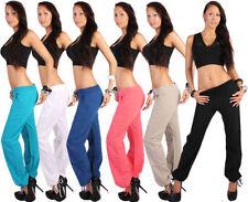 Pantaloni da donna in cotone taglia M