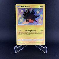 Shiny Pincurchin SV043/S122 Pokemon Shining Fates - Baby Shiny Holo Rare NM