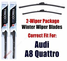 WINTER Wipers 2-pack fits 2011+ Audi A8 Quattro 35260/200