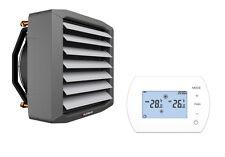 Lufterhitzer 20 KW Hallenheizung Luftheizung Heizregister Raumthermostat+Regler