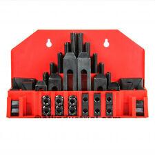 58 Pc Pro Series 716 T Slot Clamping Kit Bridgeport Mill Set Up Set 38 16