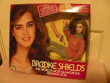 Brooke Shields - The World's Most Glamorous Teenage Doll - 1982 NRFB