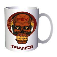 PSY Trance Skull With Headphones 11oz Mug ff264