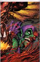 AMAZING SPIDER-MAN #800 TYLER KIRKHAM EXCLUSIVE VIRGIN VARIANT COVER ~ Marvel