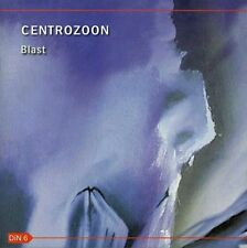 Centrozoon - Blast - Limited to 1000 - Din Records - Mega Rare! Ian Boddy * Rich