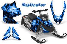 SKI-DOO REV XP SNOWMOBILE SLED GRAPHICS KIT WRAP DECALS CREATORX RCBL