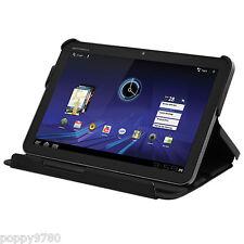 "Motorola XOOM MZ604 10.1"" Tablet Tab Protective Portfolio Case Folding Cover"