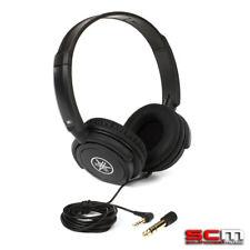 YAMAHA HPH100 CLOSED BACK HEADPHONES PRO QUALITY SOUNDING HEAD PHONES