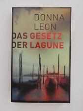 Donna Leon Das Gesetz der Lagune Roman