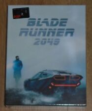 Blade Runner 2049 3D (blu-ray) Steelbook. Filmarena Fullslip. NEW & SEALED.