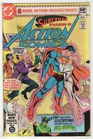 Action Comics #512 (Oct 1980, DC) [Lex Luthor, Airwave] Bates, Swan, Tanghal c