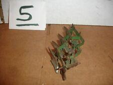 1/16 john deere 4 bottom plow 3pt