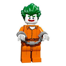 Lego Batman Movie Series Arkham Asylum Joker MINIFIGURES 71017 - 8 NEW