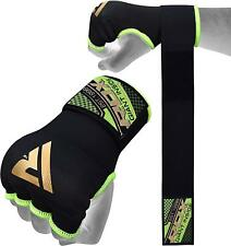 RDX Boksbandage Hand Wraps Binnenste Handschoenen MMA Fitness Groen XL  NL