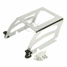 New Solo Tour Pak Pack Luggage Rack For Harley Heritage Softail Springer 2000-05