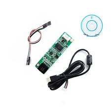 4 Wire Resistive USB Touchscreen Controller LCD Touch Screen Panel Driver Card U
