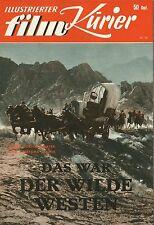 MFK 16 | DAS WAR DER WILDE WESTEN | James Stewart | John Wayne