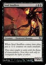 SOUL SNUFFERS Eventide MTG Black Creature — Elemental Shaman Unc