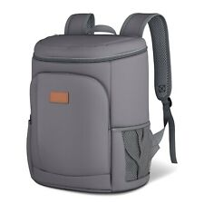 More details for large cool bag insulated rucksack 30l picnic backpack fishing camping travel