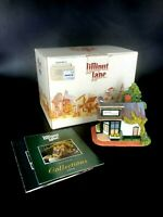 1994 Lilliput Lane American Landmark FRESH BREAD Signed David Tate (founder)