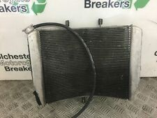 KAWASAKI ZX6R ZX6 R RADIATOR  YEAR 2007 2008 (STOCK 337)