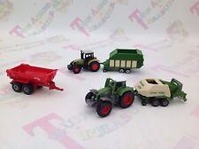 Siku Farm Vehicles Tractors Trailers Bundle