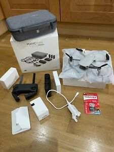 DJI Mavic Mini Camera Drone With Extras