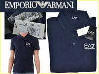 EMPORIO ARMANI EA7 Polo Man Size XL UNTIL - 80 % AR46 TOD1