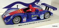 Spark 1/43 Scale SCMG09 MG Lola EX 257 Sebring 2003 #37 Resin Model Car