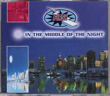 Flash - In The Middle Of The Night - CDM - 1995 - Eurodance 4TR Double AA