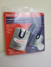 Sandisk ImageMate 5-in-1 USB 2.0 Flash Memory Card Reader SDDR-99