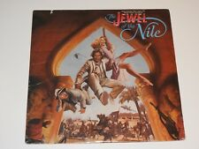 THE JEWEL OF THE NILE SOUNDTRACK Lp RECORD VAROUS 1985 SEALED
