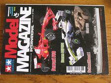 18$$ Revue Tamiya Model Magazine n°104 Ferrari F60 Brawn BGP 001 Schnellboot E10