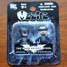 Mezco Mez-Its Dark Knight Rises Batman Catwoman 2 pack  MOC