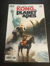 Kong On The Planet Of The Apes#1 Incredible Condition 9.4(2017) Magno Art!!