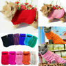 Dog Cat Sweaters Winter Pet Clothes Small Warm Sweater Coat Knitting Cute Jacket