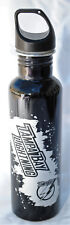 Tampa Bay Lightning 26-Ounce Screw Top Stainless Steel Water Bottle