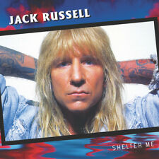 Shelter Me - Jack Russell (2018, CD NEUF)