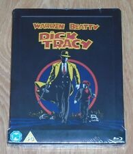 Dick Tracy (blu-ray) Steelbook. NEW and SEALED (UK release)