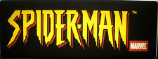 Spider-man Video Game Store Marquee sign Video Game display Memoribilia