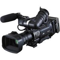 JVC GY-HM850U ProHD Compact Shoulder Mount Camera with Fujinon 20x Lens