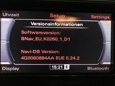 Audi MMI 3G Basic Update Navigation A1 A3 A4 A5 A6 A7 A8 Q3 Q5 Q7 Europa 2017