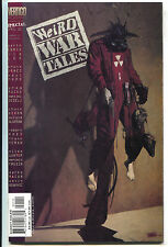 Weird War Tales Special 1 Vertigo 2000 FN VF Garth Ennis Paul Pope Chuck Dixon