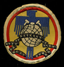 USAF 19th Tactical Recon Night Photographic Squadron Patch S-24